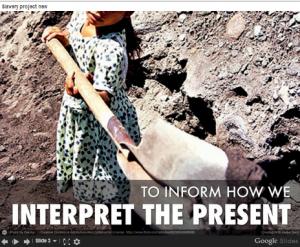 hailu interpret present