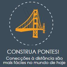 construa pontes